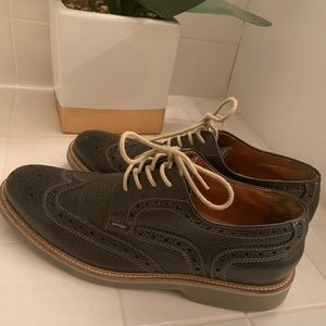 14th and Union Leather Wingtips sz 9.5